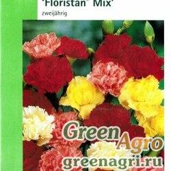 """Гвоздика садовая (Dianthus caryophyllus) """"Floristan"""" (mix) 1000 шт."""