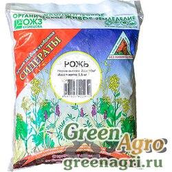Рожь озимая семена 500гр Зелен. удобрение(12)