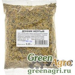 Донник желтый 0,25 кг Зеленый уголок (40 шт)