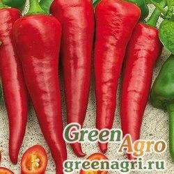 Семена Перец острый Красный толстяк  (уп-50гр)