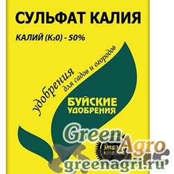 Калий сернокислый (сульфат калия) 0,9кг БХЗх30