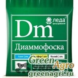 Диаммофоска 1кг  Леда   х30/1200