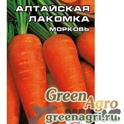 Морковь Алтайская лакомка Сиб.сад Ц