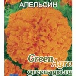 Бархатцы Апельсин 0,3г Аэлита Ц