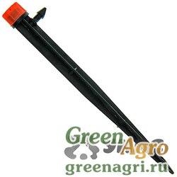 Капельник-распылитель (SH4008) на ножке под шланг 4-6мм