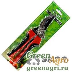 Секатор 8902HD NA 230мм 2-хкомпонен.пласт.ручка лезвие с зубчиками  (72)