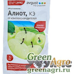 Алиот амп. 5мл (пакет) от насек-вредит Август х200