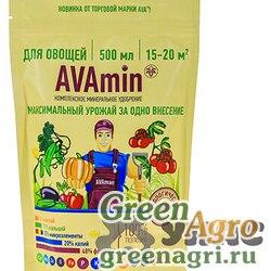 АВАmin - для овощей 500мл. (200гр.) х16шт