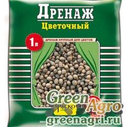 Керамзитовый Дренаж Цветочный мелкий 1л ФАСКО (20)