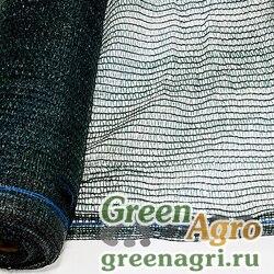 Сетка для притенения 4*50м 35% зеленая