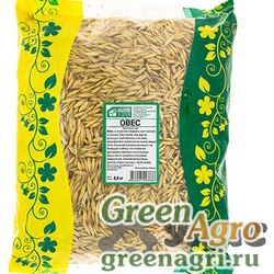 Овес 0,8 кг Зеленый уголок
