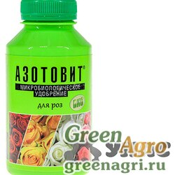 Азотовит для роз 0,2л.  х40шт