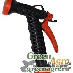 Пистолет поливочный ЖУК фиксатор цанговый зажим, регулируемый 3/4 (50)