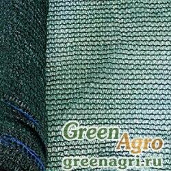 Сетка для притенения 4*50м 70% зеленая
