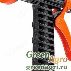 Пистолет-душ поливочный ЖУК адаптер п/коннектор, регулируемый (50)