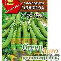 Горох Глориоза 10гр Аэлита Ц
