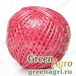 Шпагат полипропиленовый красный 200м (клубок) х30