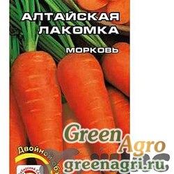 Морковь Алтайская лакомка (двойной объем) Сиб.сад Ц
