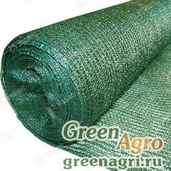 Сетка для притенения 2*5м 50% зеленая