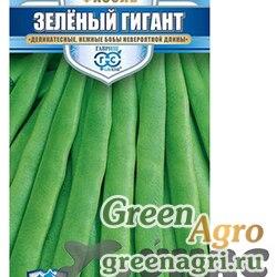 Фасоль Зеленый Гигант Русский богатырь Гавриш Ц