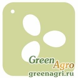 Решетка перепелиная на 3 яйца (ОВ-6 пластк малый)