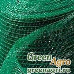 Сетка для притенения 55% (3х50м) зеленая