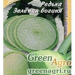 Редька Зеленая богиня Аэлита Ц