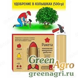 Удобрение Ракета для плодовых деревьев 600г х16