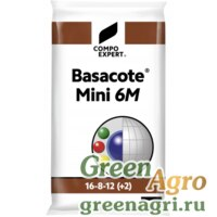 Basacote Mini 6M (15 кг) (Базакот Мини 6М)