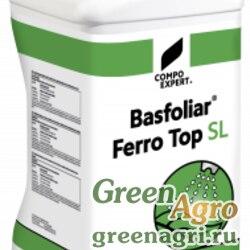 Basfoliar Ferro Top SL (10 л) (Басфолиар Ферро Топ СЛ) Для ускоренного получения темно-зеленого цвета газона и устранения дефицита железа