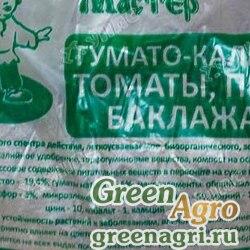 Гумато-калийное удобрение  томат,перец 1кг ДанилаМастер х10