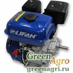 """Двигатель 4-х тактн. 168F-2D """"LIFAN"""" (6,5 л.с., эл. стартер)"""
