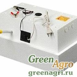 """Инкубатор бытовой """"Золушка"""" 220/12В гор.вода 28 яиц с автоматическим мех-мом переворачивания"""