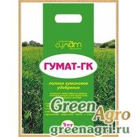 Органическое удобрение Гумат ГК БИО 3 кг