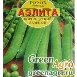 Горох Воронежский зеленый 25г Аэлита Ц